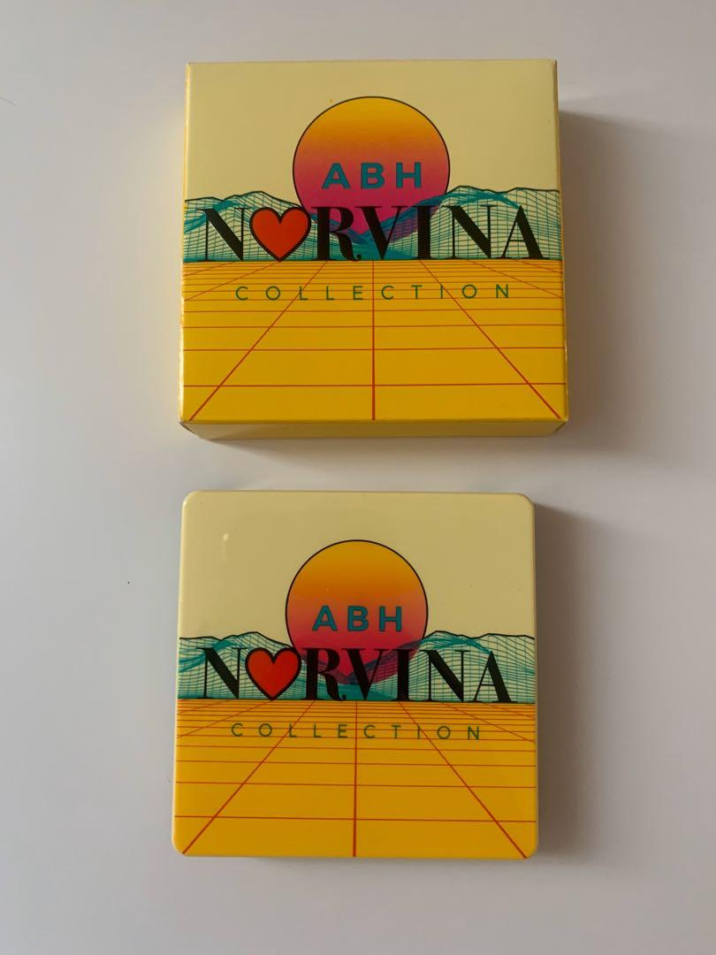 Anastasia Beverly Hills Norvina Mini Pro Pigment Eyeshadow Palette