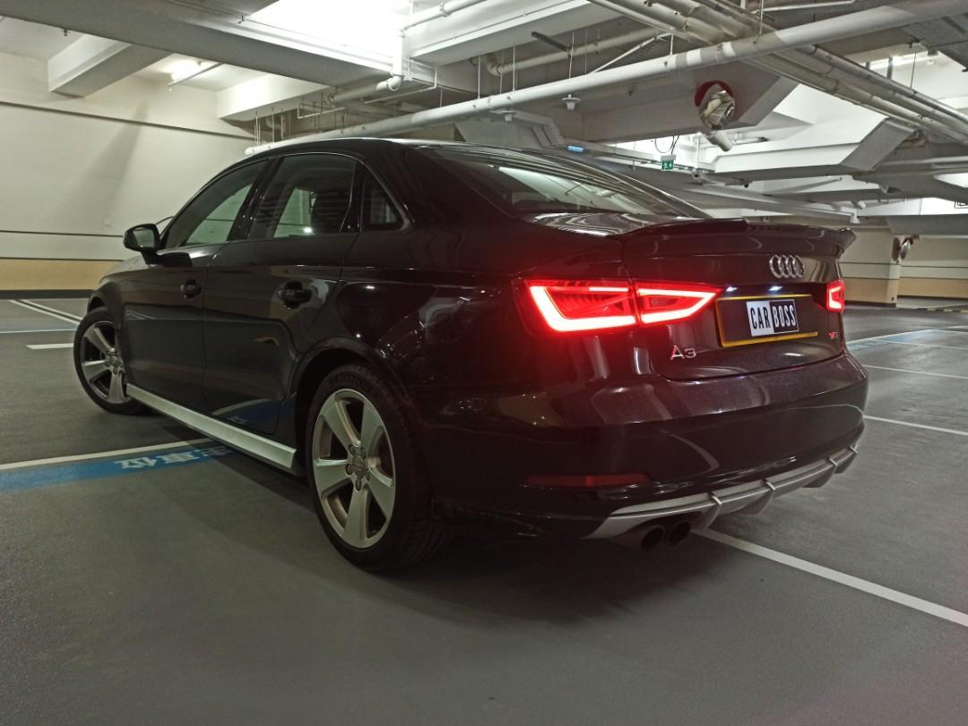 Audi A3 1.4T sedan sline Auto