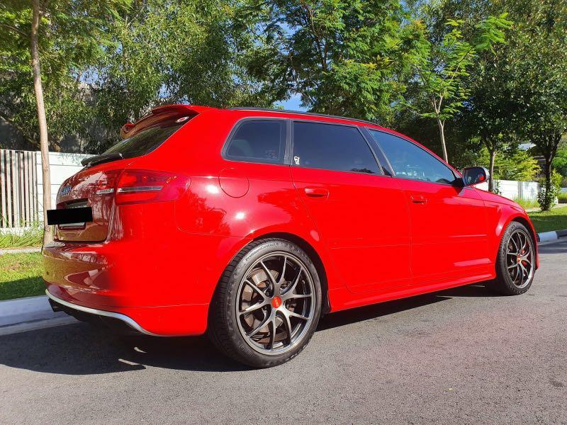 Audi RS3 2.5 Sportback TFSI quattro S tronic (A)