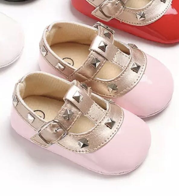 Baby Girl Valentino Shoes 7-12 months
