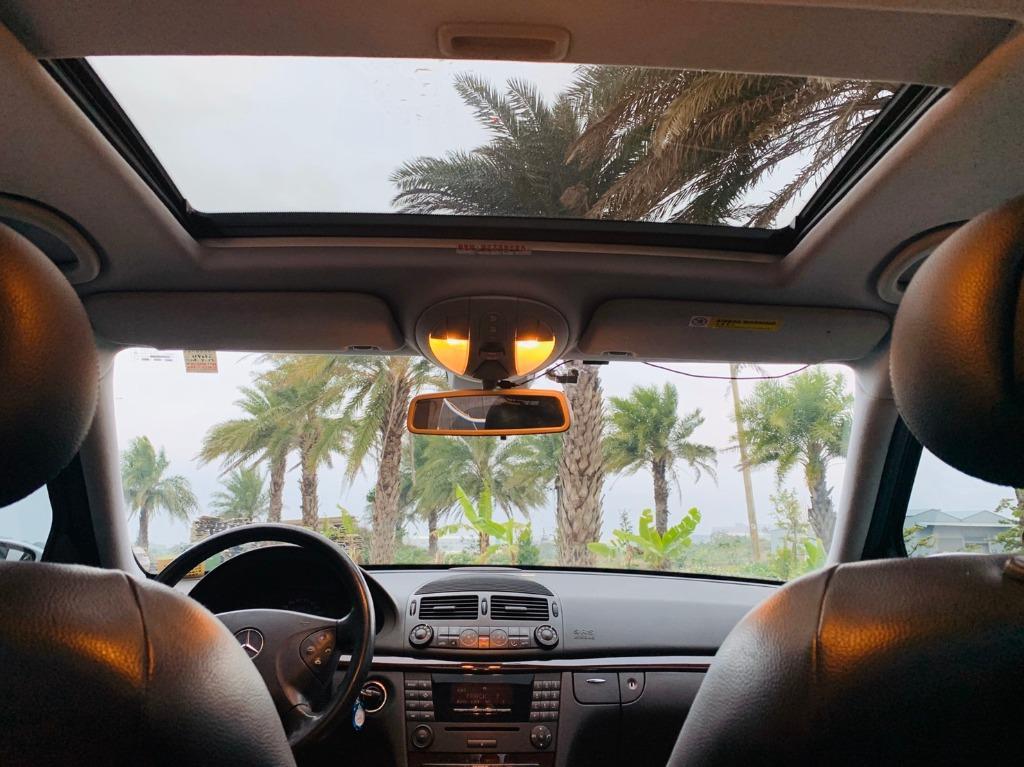 Benz 2004 E200K 空間超舒適