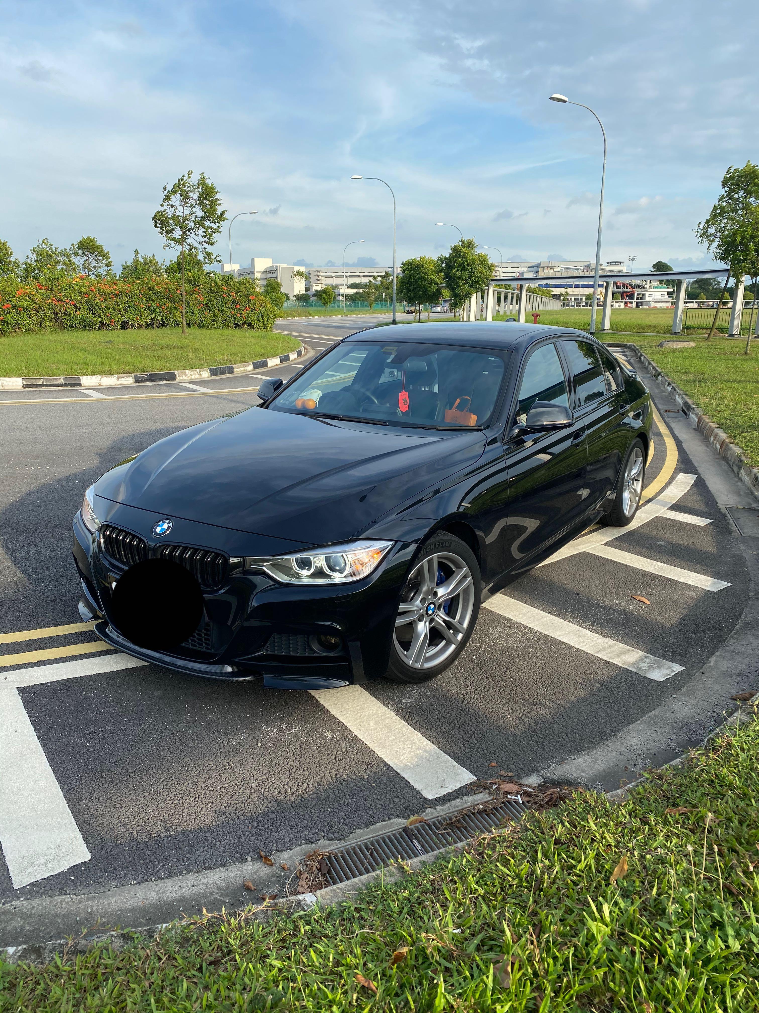 BMW 316i M-Sport Auto