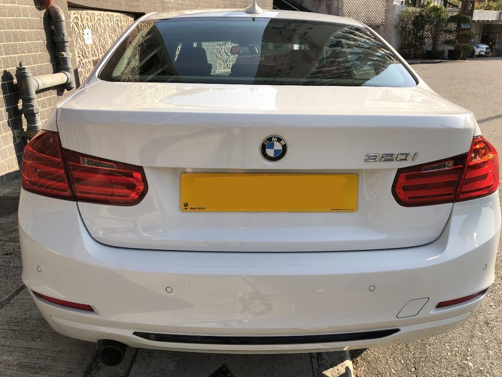 BMW 320IA  Saloon - Sport (F30) Auto