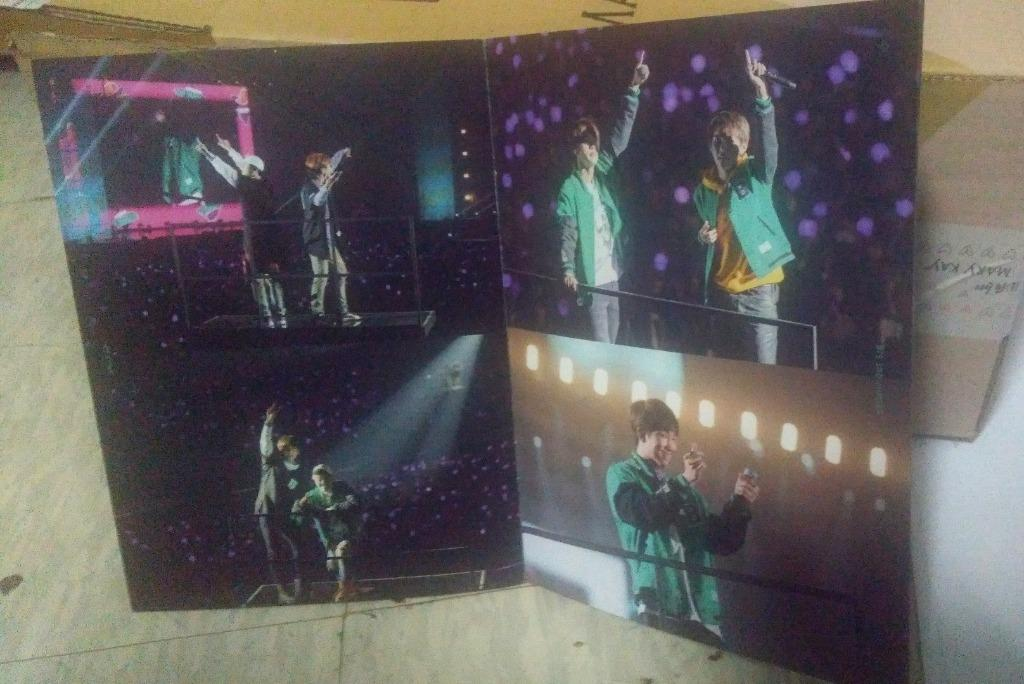 Bts 3rd muster blue-ray photobook only Bighit official cheap
