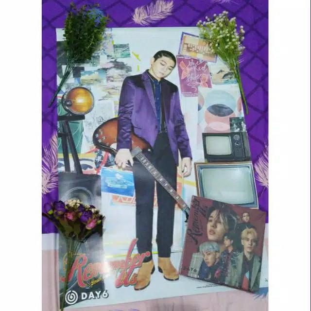 Poster DAY6 - Youth Part 2 - Remember Us - Sungjin version #makinhoki