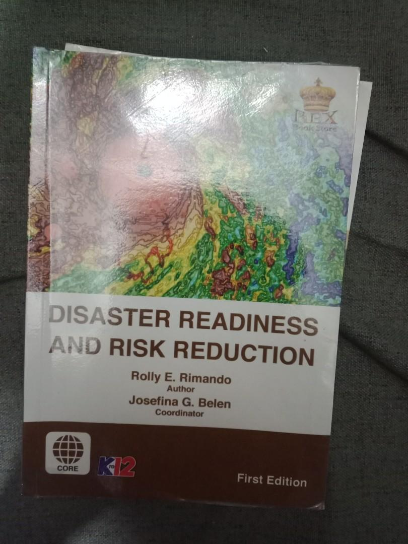 Disaster readiness and risk reduction pre calculus grade 11 12 stem book shs