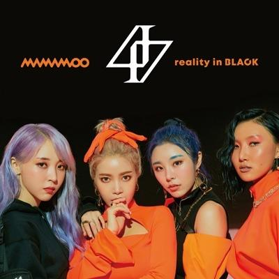Mamamoo reality in BLACK-Japanese Edition Album - Type A (CD + Concert DVD)