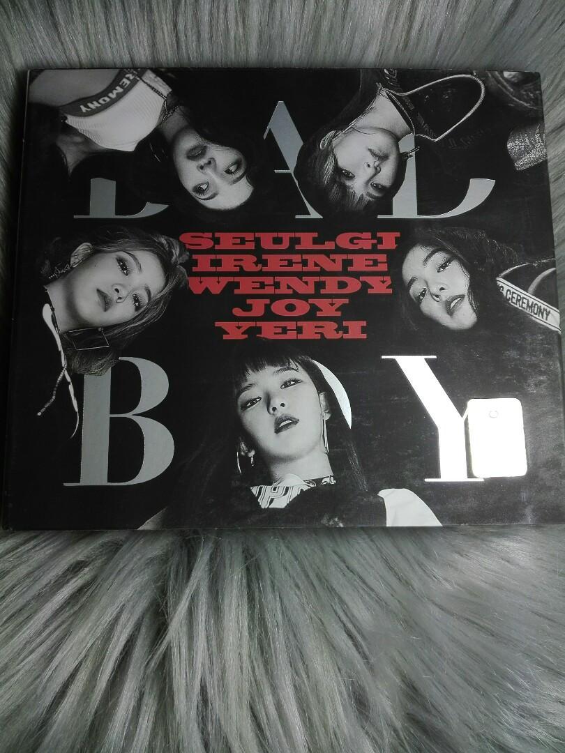 Red Velvet Red Flavor Perfect Velvet The Perfect Red Velvet Official Album