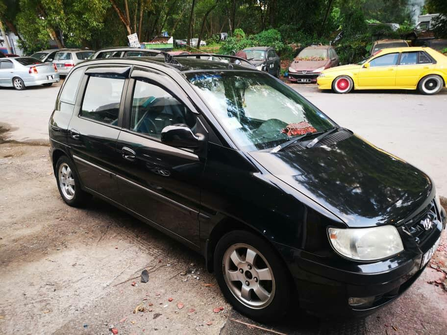 (Urgent Sale) Hyundai Matrix 1.8 Auto 2003 low milage very good condition
