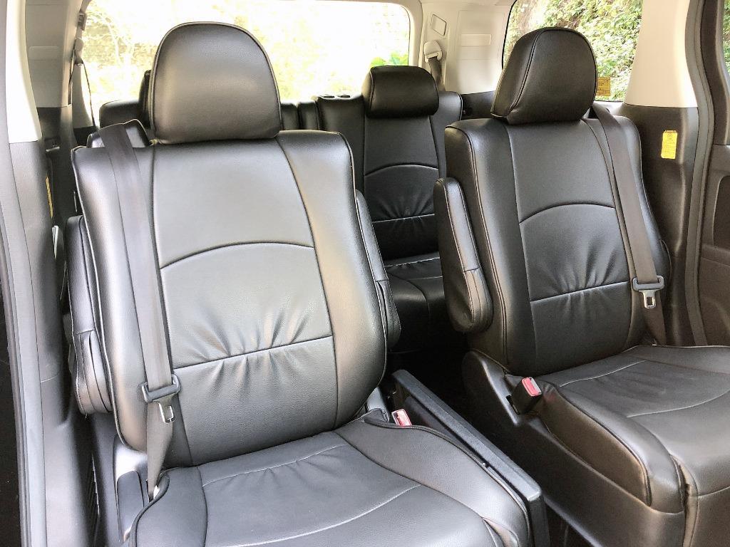Toyota    VELLFIRE 2.4 ZG   2013 Auto