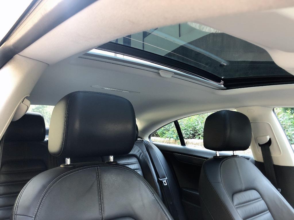 Volkswagen    PASSAT CC 2.0 TSI   2013 Auto