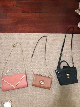 LIKE NEW! Crossbody bags for sale