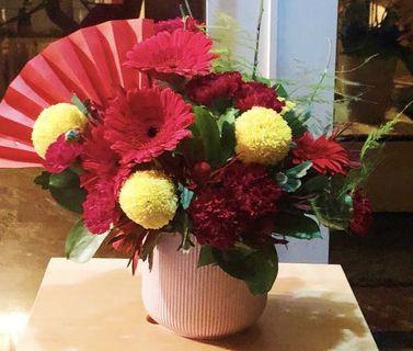 Flowers - CNY Table Arrangement