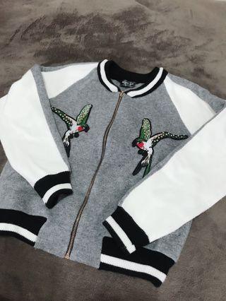 🇰🇷韓國代購針織刺繡外套🐝🐝