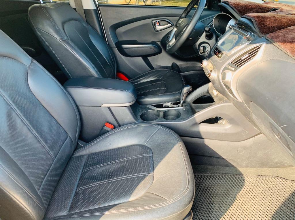 2013年 現代 IX35 大型休旅車【了解貸款諮詢】專門辦理車換車 超貸找錢專案