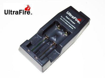 {MPower} UltraFire WF-139 Battery Charger 充電器 ( 2A, AA, 3A, 18650, 16340 ) - 原裝行貨