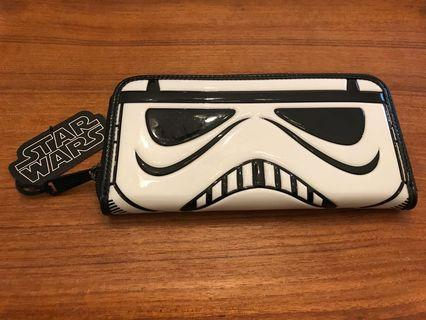 Storm Trooper Wallet by Loungefly