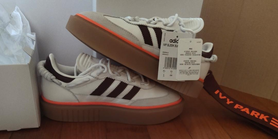 ajustar consonante Frente a ti  Adidas x Beyonce Ivy Park Super Sleek 72 US6/UK4.5, Women's Fashion, Shoes,  Sneakers on Carousell