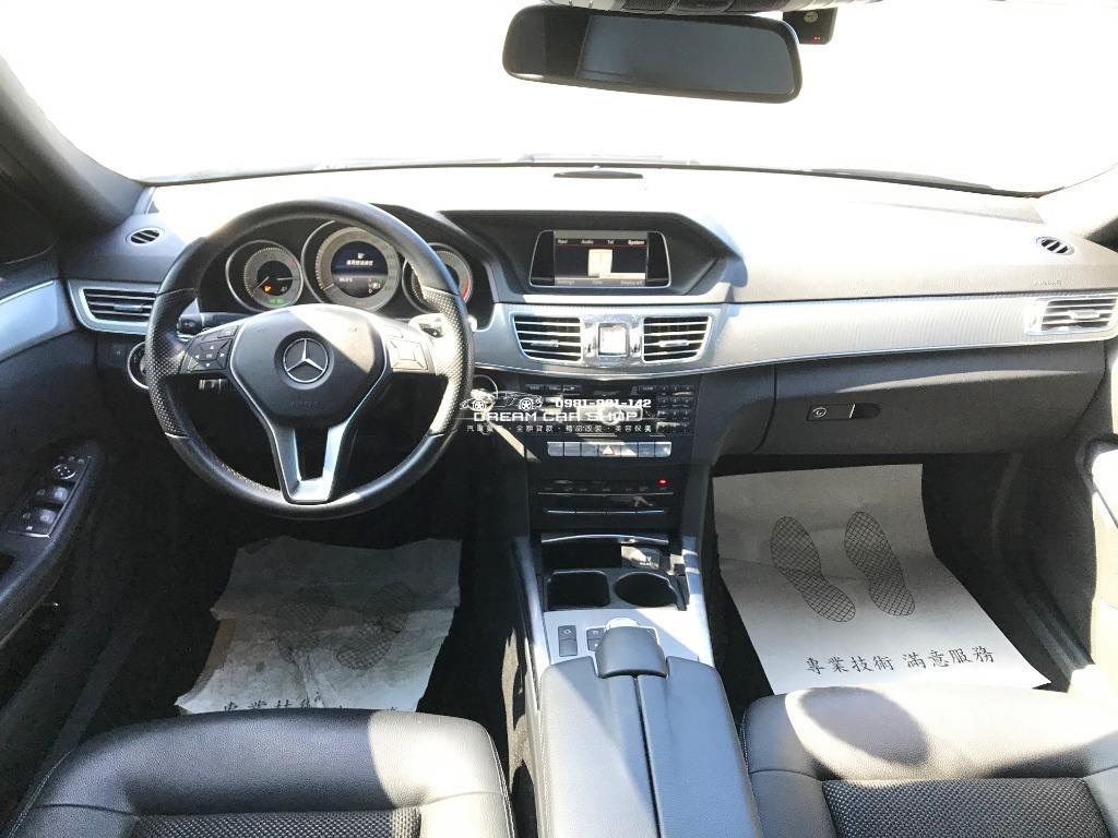 Benz E-Class E200 2014年 2.0L