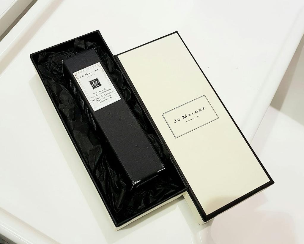 Brand New Jo Malone Vitamin E Lip Conditioner 15ml - Full Size In Box