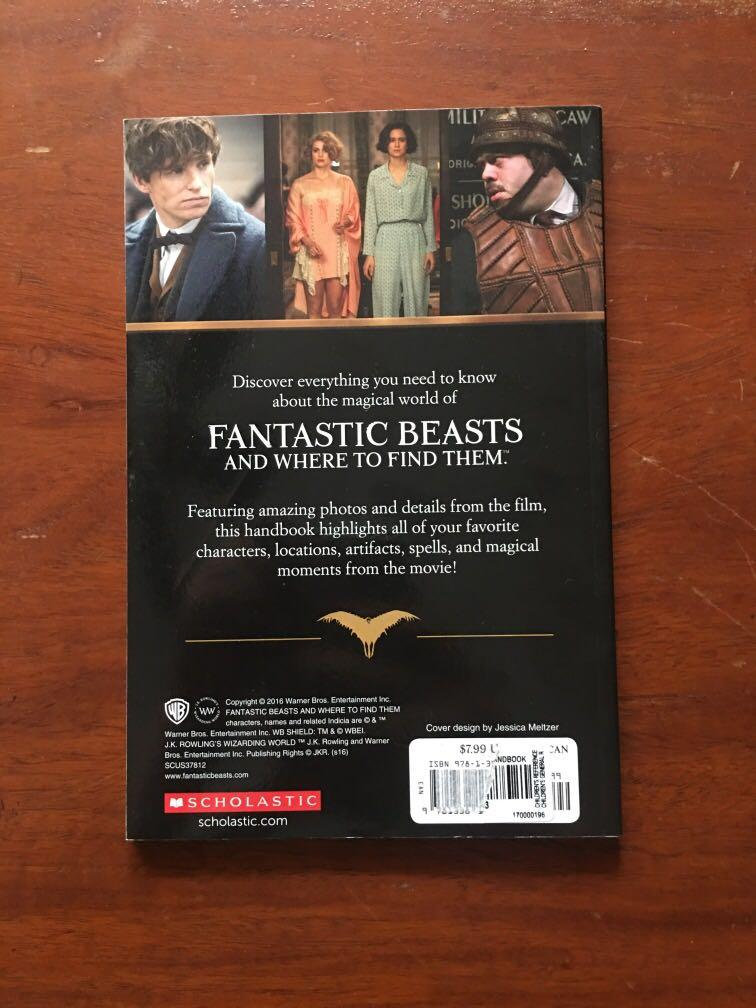 Fantastic beats and where to find them: magical movie hand book
