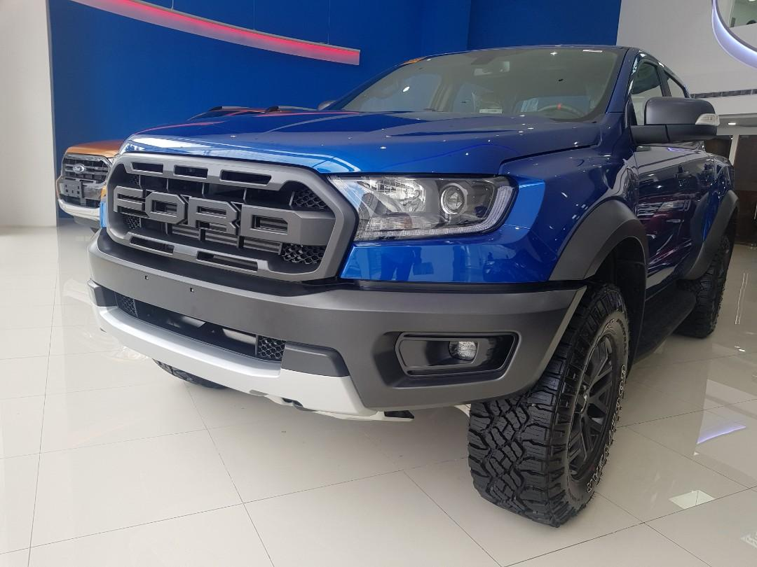 Ford Ranger Raptor 4x4 Matic Auto Cars For Sale New Cars On Carousell