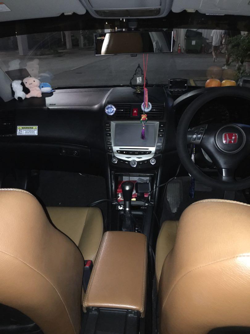 Honda Accord 2.0 JDM (A)
