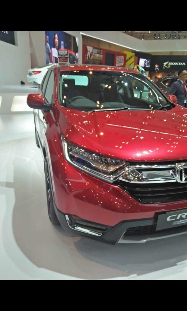 Honda New CRV 1.5cc TURBO PRESTIGE, READY STOK NIK 2020, HOT PROMO!!!!