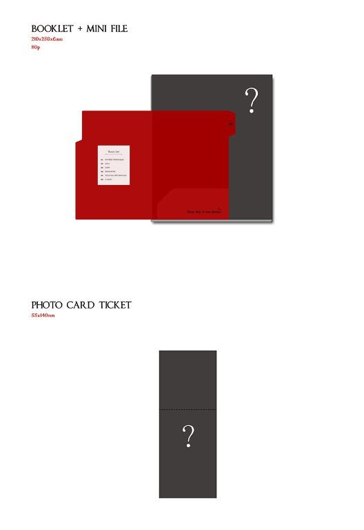 Mamamoo Moon Byul Album DARK SIDE OF THE MOON (Bizent Version)