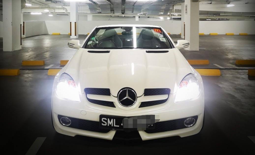Mercedes-Benz SLK200 Kompressor (A)