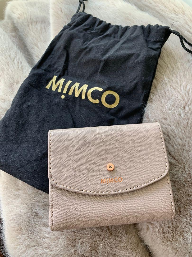 MIMCO | PHENOMENA SMALL CONTINENTAL WALLET | Balsa