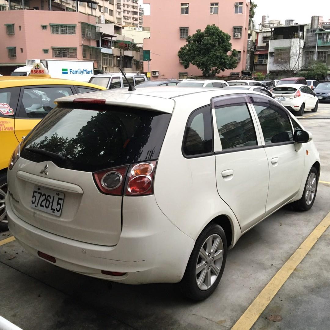 Mitsubishi Colt  Plus  Luxery Type  2012