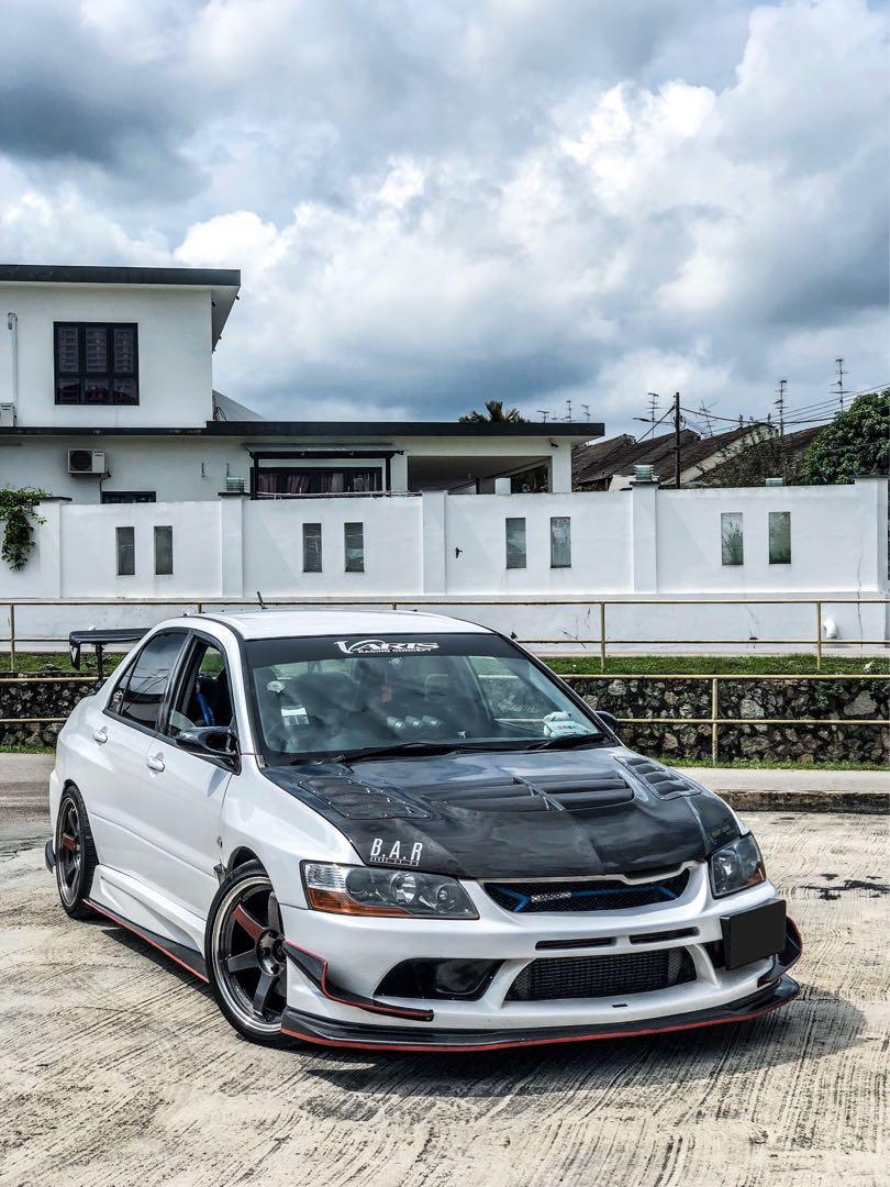 Mitsubishi Lancer Evolution IX GSR (M)