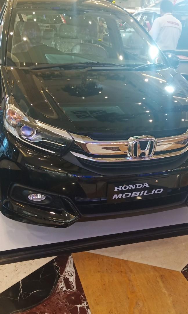 New Mobilio E Cvt, Hot Promo nik 2020.. Ready stok