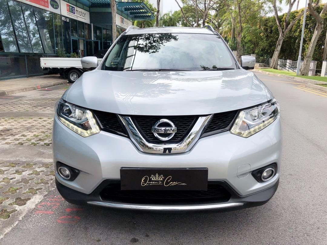 Nissan X-trail 2.0 7 Seater