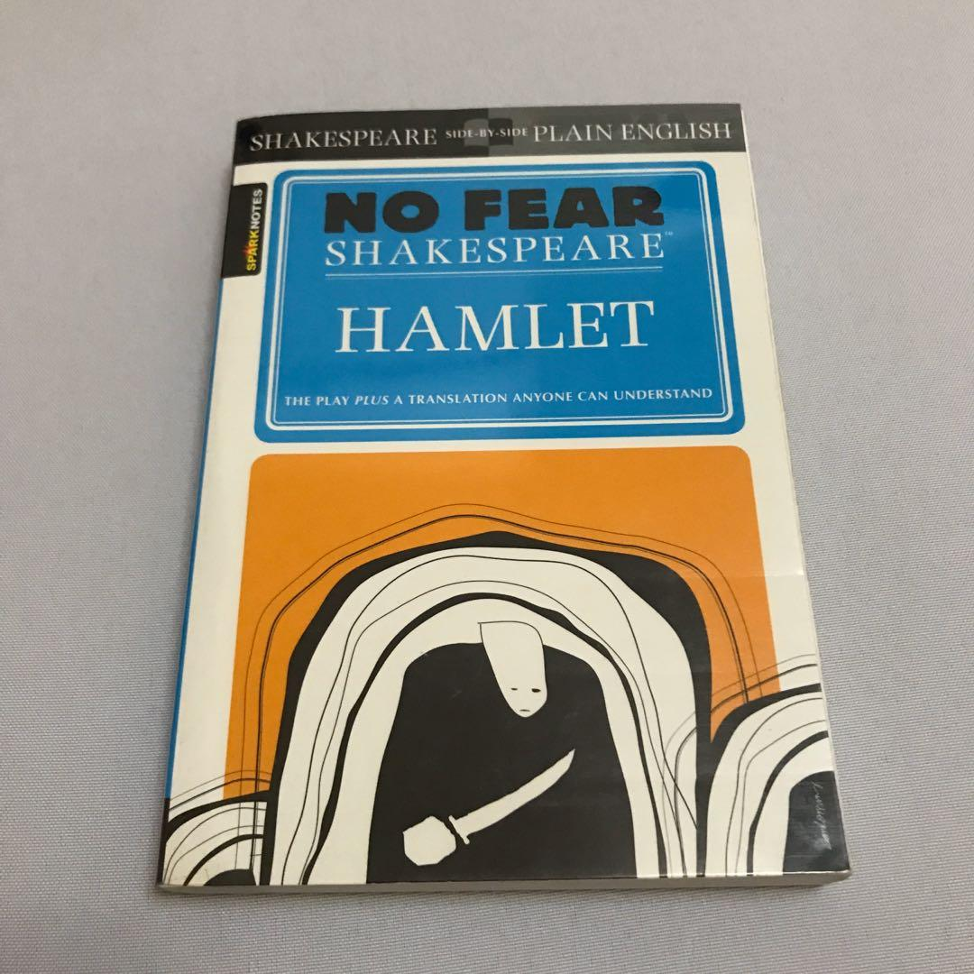 [PAPERBACK] Hamlet - William Shakespeare (w/ Side-by-Side Translation)