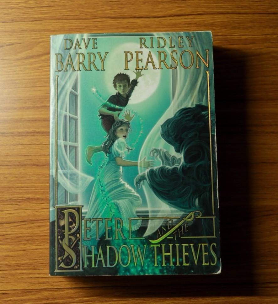 Peter and the Shadow Thieves by Dave Barry and Ridley Pearson