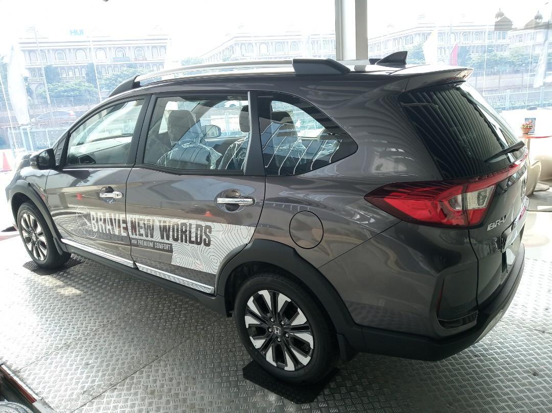 Ready Stock Honda New BR-V Free E Toll 1 jt khusus pemesanan minggu ini