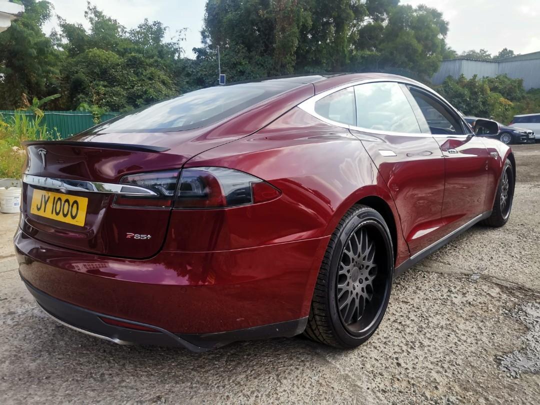 Tesla Model S P85+ Auto