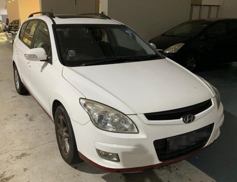Various car models for rent Hyundai Avante. Toyota Altis, Hyundai I30, Kia Cerato Forte