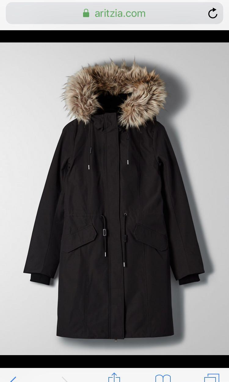 Wilfred North Star Parka Aritzia Jacket BRAND NEW! SALE!
