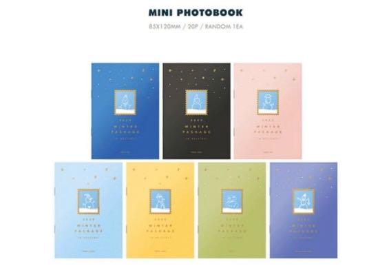 [WTB/LF] BTS WINTER PACKAGE 2020 JHOPE MINI PHOTOBOOK