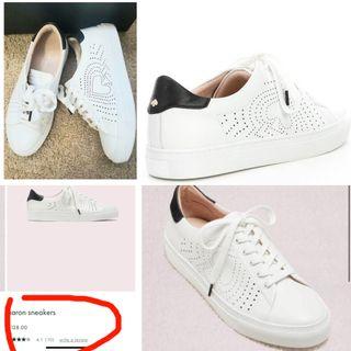 Auth Kate Spade Stan Sneakers (Orig price 7,500)