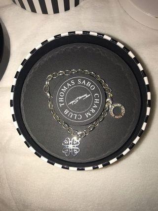 Authentic NEW Thomas Sabo charm bracelet