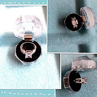 Ring ( Sterling silver )