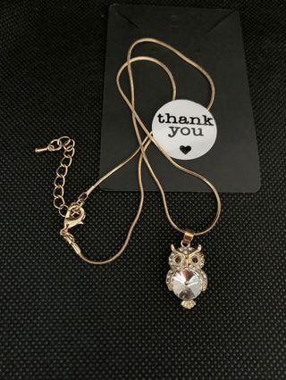 Fashionable necklace Stainless steel