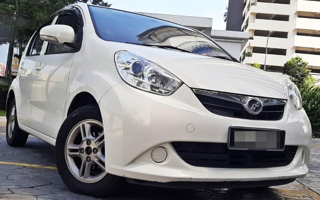 2012 Perodua Myvi 1.3 (A) depo 2990 Loan KEDAI kereta.