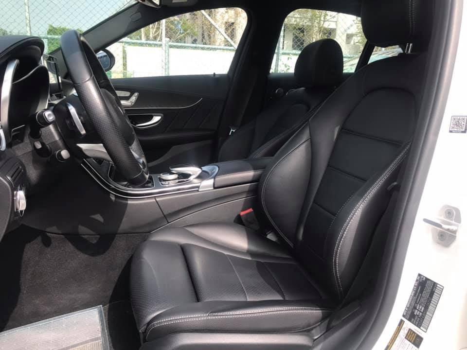 2016 BENZ C300 AMG #4710 外匯未領牌