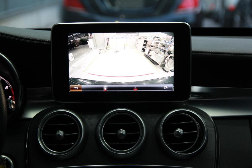 2016年式 Benz C300AMG 華麗黑 里程2.9萬公里 有喜歡詢問我可議價