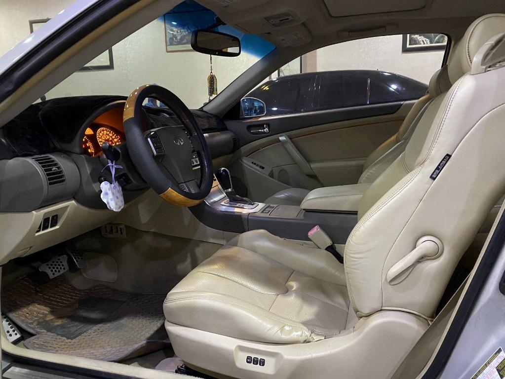 無限 INFINITI G35 Coupe 3.5L 2005年